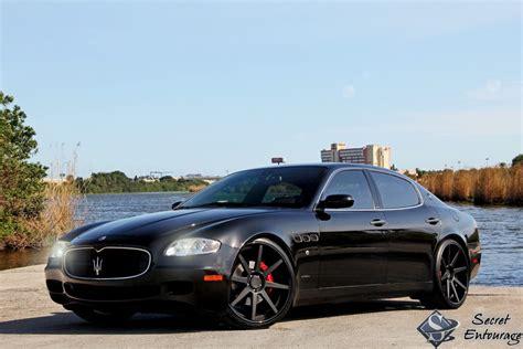 Entourage Maserati Project Maserati Quattroporte Quot Mafia Quot Phase 4