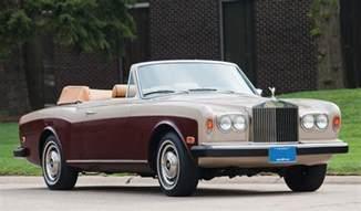 Rolls Royce Financial Services Vintage Corner Rolls Royce Corniche Premier Financial
