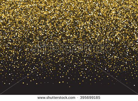 vector background gold glitter gold sparkle stock vector
