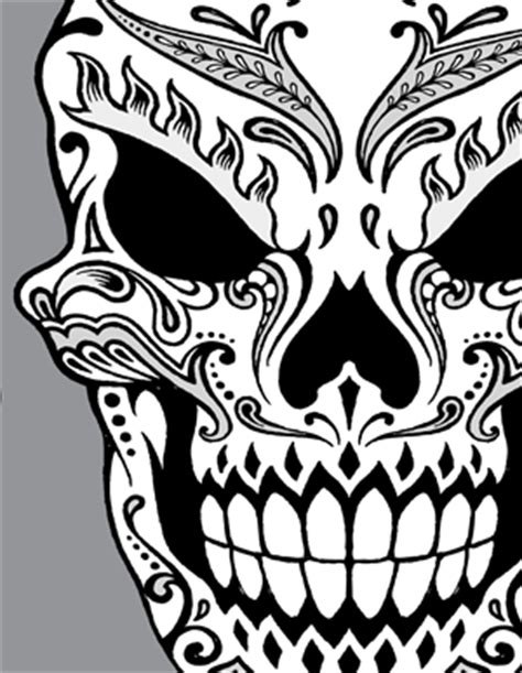 Dia De Los Muertos Vector Pack Vector Genius Day Of The Dead Skull Vector