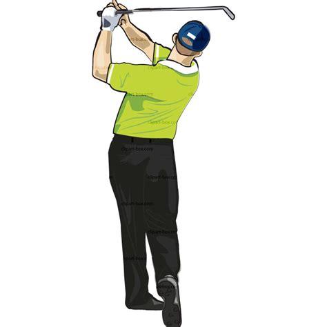 golf swing clip art golf player clipart clipart suggest