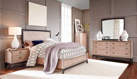 Modern Bedroom Furniture Nj Two Tone Bedroom Set Nj Ninette Modern Bedroom Furniture