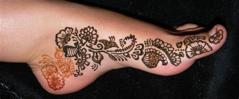 foot henna tattoo henna palms caroline