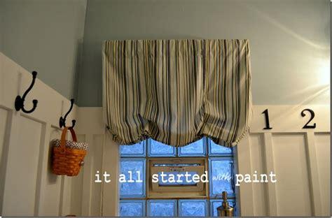 how to hang balloon curtains balloon shade tutorial balloon shades thoughts and shades