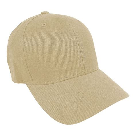 Hat L by Flexfit Brushed Twill Midpro Flexfit Fitted Baseball Cap