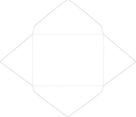 template of envelope envelope templates delia krimmel
