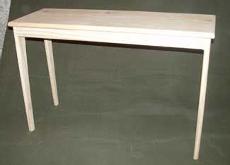 How To Make A Small Table by Make A Table In An Afternoon