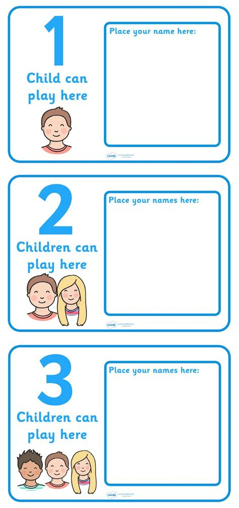 printable interest area signs best 25 preschool center signs ideas on pinterest