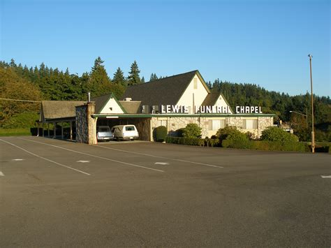 lewis funeral chapel in bremerton wa whitepages