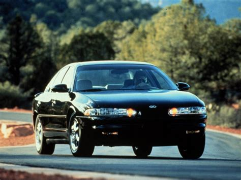 service manual how it works cars 1998 oldsmobile intrigue