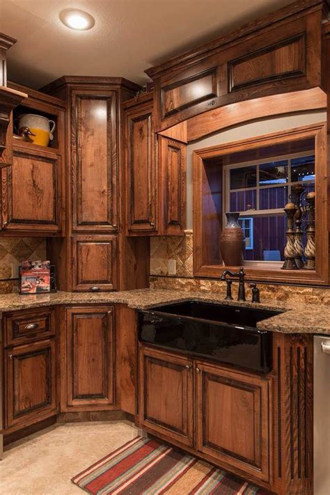 25 best ideas about rustic kitchen cabinets on