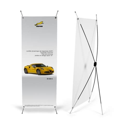 Format X Banner | impression x banner pas cher imprimerie en ligne rapid flyer
