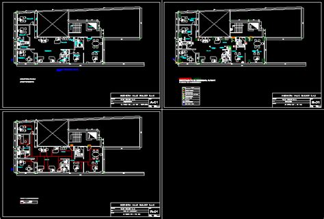 exit layout view autocad signage and evacuation plans dwg plan for autocad