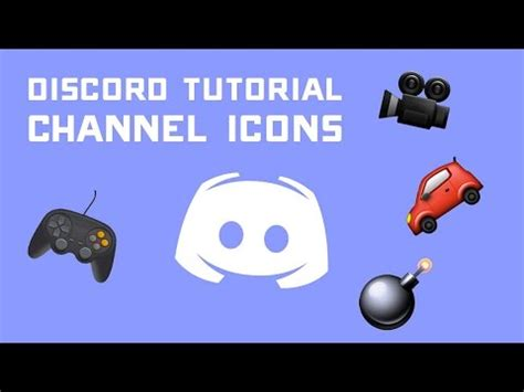 discord nitro free hack discord tutorial adding channel icons to your server via