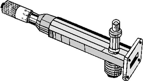 gunn diode frequency modulation romtek gunn oscillator
