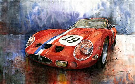 ferrari painting ferrari 250 gto 1963 yuriy shevchuk jpg 900 215 561 f250
