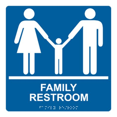 family bathroom sign target s new transgender restroom policy