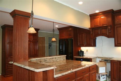 corner kitchen island kitchen islands lets see your pics