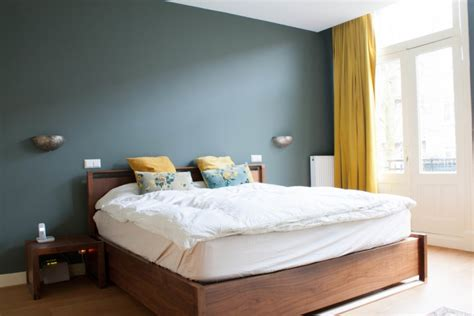 wandfarbe grau blau wandfarbe grau im schlafzimmer 77 gestaltungsideen