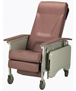 Invacare Recliner by Invacare 174 3 Position Deluxe Geriatric Recliner