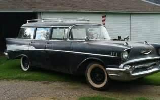 bel air wagon and ready 1957 chevrolet bel air wagon