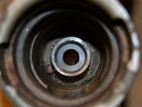 sostituzione guarnizione rubinetto valvola