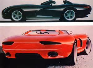 1989 dodge viper rt 10 concept car rvl car interior