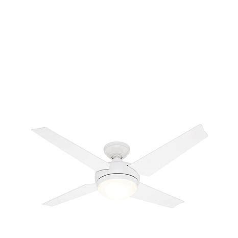 hunter sonic large room ceiling fan 7808999 hsn