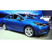 2017 Chevrolet Cruze  Exterior And Interior Walkaround 2016 Detroit