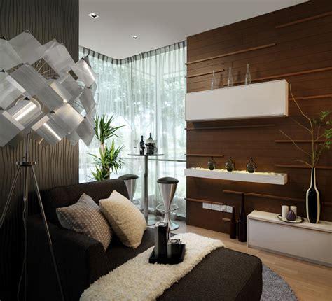 contemporary interior design grasscloth wallpaper