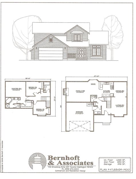 single family house plans house plan for single family house and home design