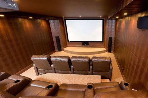 basement home theater traditional basement