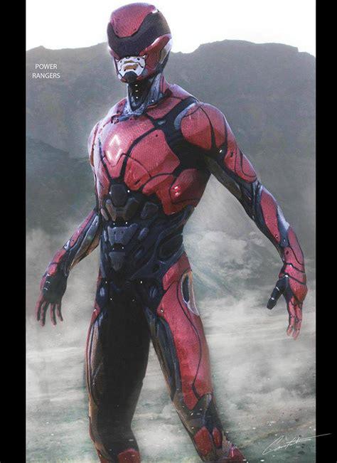 concept ranger mmpr the 2017 ranger suit concept unveiled