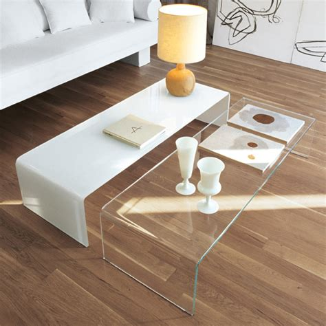 glass living room table 30 glass coffee tables that bring transparency to your