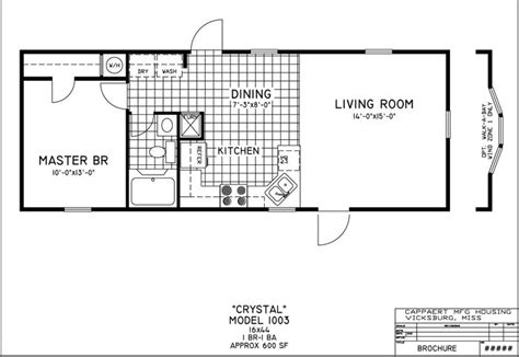 600sft floor plan floor plans 600 sq ft casita ideas ada compliant
