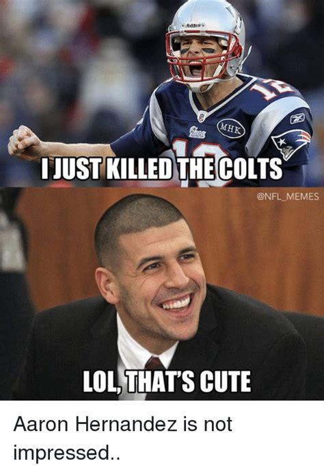 Aaron Hernandez Memes - 25 best memes about cute memes and nfl cute memes