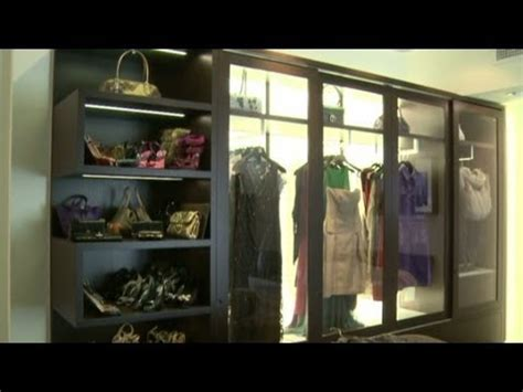 Closets Of The Rich And by Peek Inside A 100 000 Luxury Closet