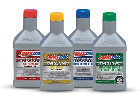 Amsoil Synthetic Oil Motor Oil   Motorcycle Review and