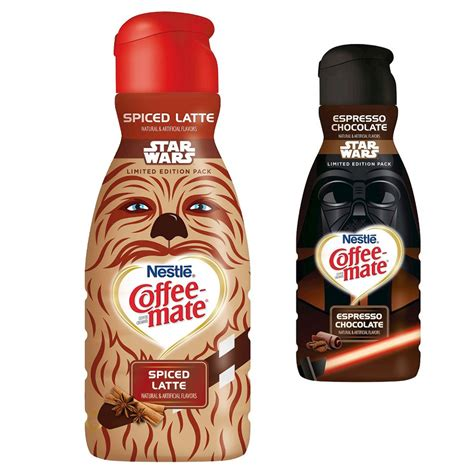 Coffee War wars coffee mate creamers the light side of the