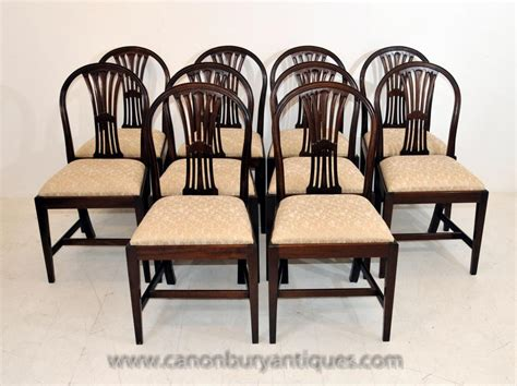 Buy Dining Chairs Uk Antique Dining Chairs Page 9 Of 10 Antique Dining Chairs Chippendale Regency