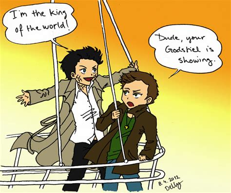 King Of The World spn king of the world by angeltrap on deviantart