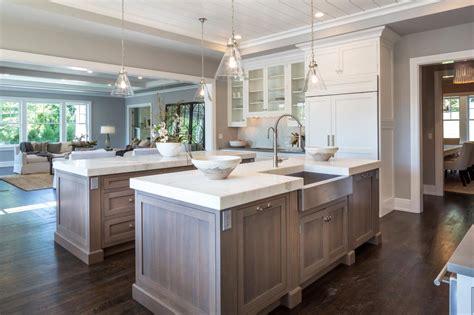 Large Kitchen Island Designs shawna feeley interiors kitchens