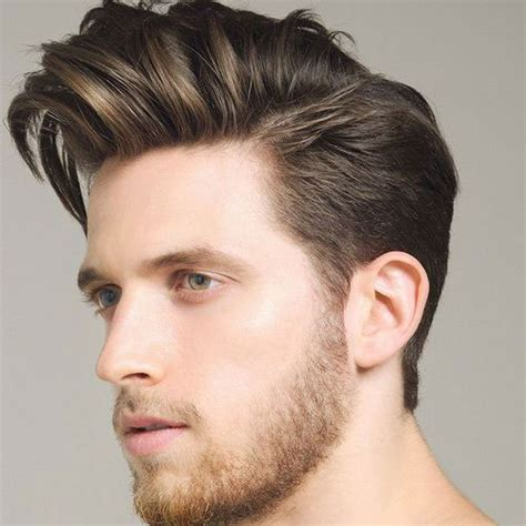 hair styles with one inch hair for men 19 college hairstyles for guys men s hairstyles