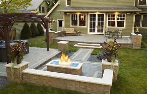 patio interior jacuzzi patio backyard jacuzzi landscaping ideas outdoor hot tub