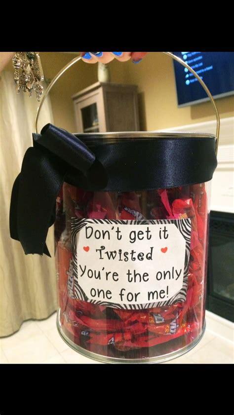 valentines gift for my boyfriend best 25 sweet boyfriend gifts ideas on diy