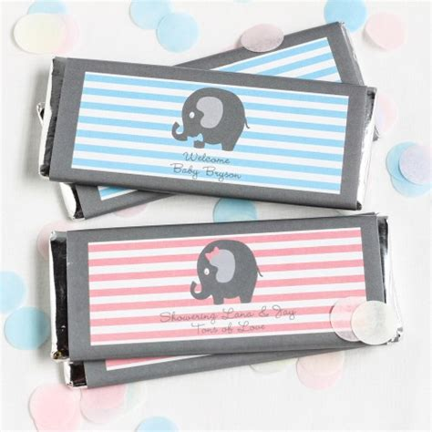 Personalized Bars For Baby Shower by Personalized Baby Shower Hershey S Chocolate Bars