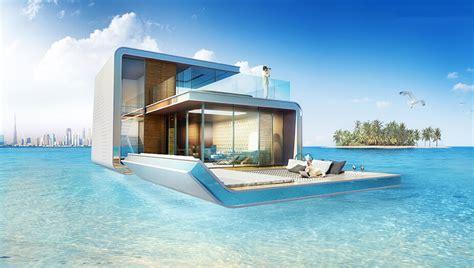 floating sea house dubai lushyourhome