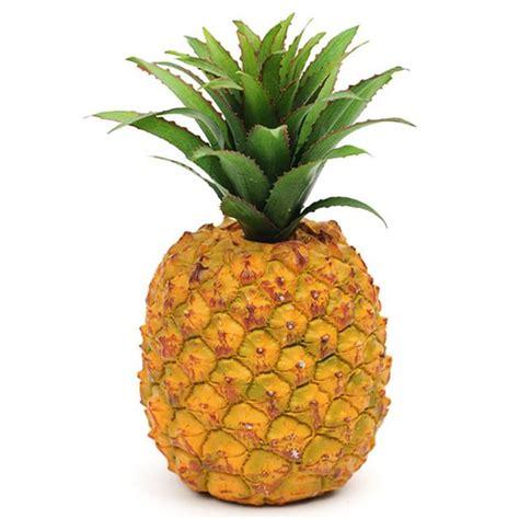 Artificial Pineapple   Plastic Decorative Fake Fruit