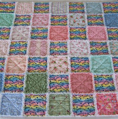 cool rag quilting patterns