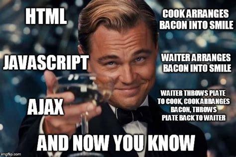 Meme Generator Javascript - leonardo dicaprio cheers meme imgflip
